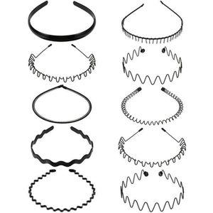 Bandeau cheveux motifs et lignes de peinture Headband mode et tendance neuf