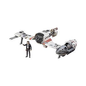 FIGURINE - PERSONNAGE Hasbro - Star Wars Episode VIII Force Link - Véhic