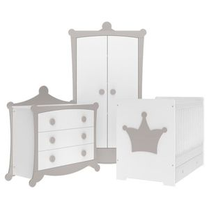 chambre bebe taupe achat vente chambre bebe taupe pas. Black Bedroom Furniture Sets. Home Design Ideas