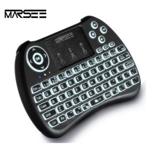 GUIDE DOIGTS Mini Wireless (AZERTY) - MARSEE Mini Clavier Franç