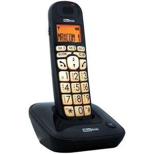 Téléphone fixe Téléphone sénior grosse touches MAXCOM MC6800 gros