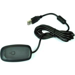 CONNECTEUR RECTANG. Récepteur de jeu sans fil wifi pour Xbox 360