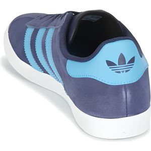on sale 21771 51f7e BASKET Chaussures Gazelle NavyTurquoise Jr e17 - adidas