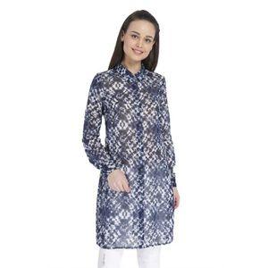 T-SHIRT Only T-shirt solide de femmes QZ8T3 Taille-38