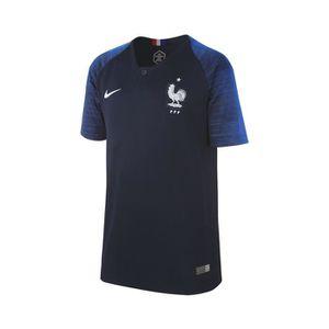MAILLOT DE FOOTBALL Maillot FFF Domicile Nike 2018-19 Junior