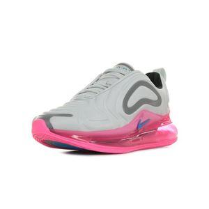 Nike Air Max 720 Chaussure pour Femme NOIR ROSE - Achat ...