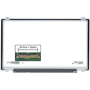 DALLE D'ÉCRAN Dalle écran LCD LED pour MSI GE72 APACHE-027 17.3