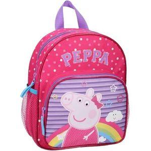 Peppa Pig rênes Sac à dos enfant sac d/'école