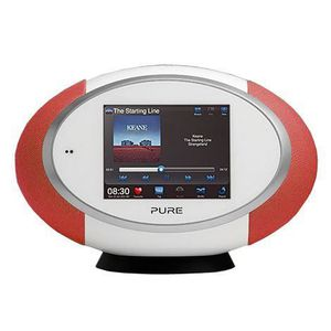 Lecteur Audio Radio  Wifi PURE SENSIA 200D ORANGE