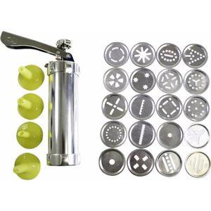 Machine à churros  Kit de presse à biscuits Set de presse à biscuits
