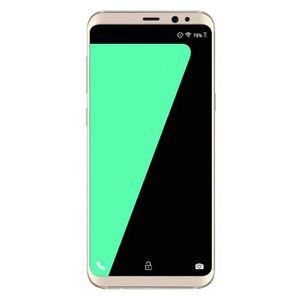 SMARTPHONE S8(2019)Smartphone 4G Débloqué Pas Cher Android 7.