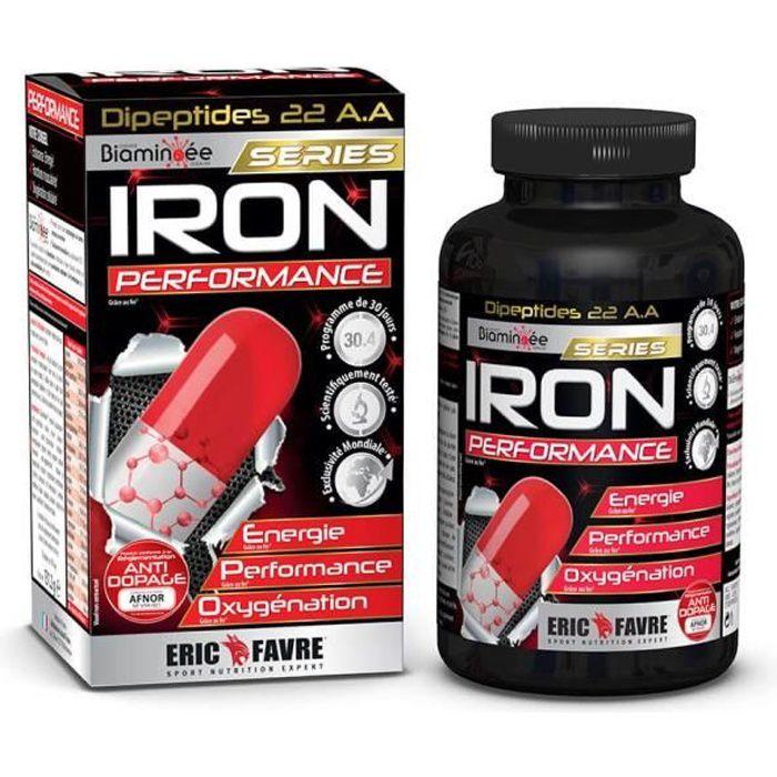 Eric Favre - Iron Performance E.A.A 120 Gélules