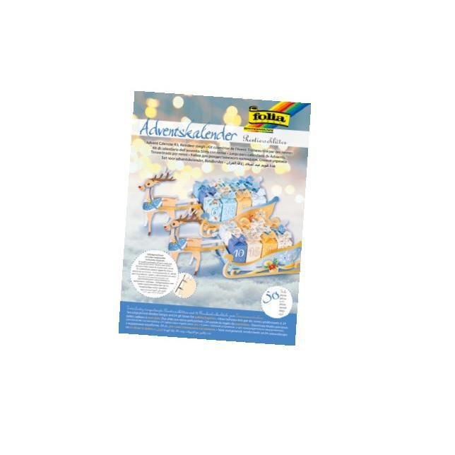 Folia 9397, Autonome, Multicolore, 50 pièce(s), 550 mm, 150 mm