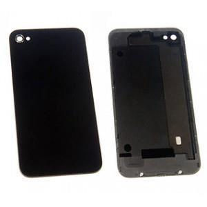 Vitre arrière iphone 4 noir