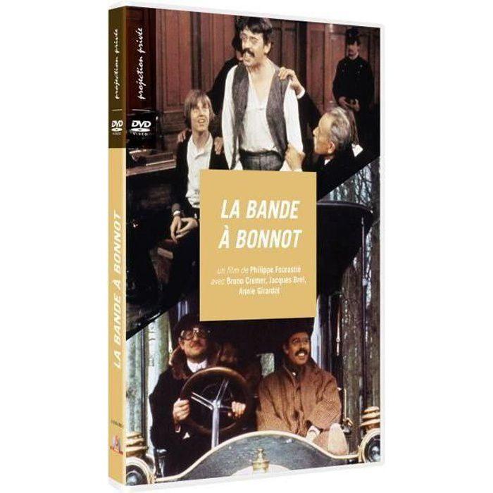M6 Vidéo La bande à Bonnot DVD - 3475001053282