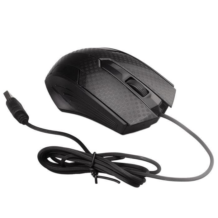 Souris Filaire Souris USB Filaire Pour Ordinateurs Souris Gamer Haute Précision USB Filaire