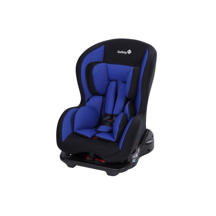 SAFETY 1ST Sweet Safe Siège auto grand confort 2 en 1 groupe 0+/1 - Plain Blue