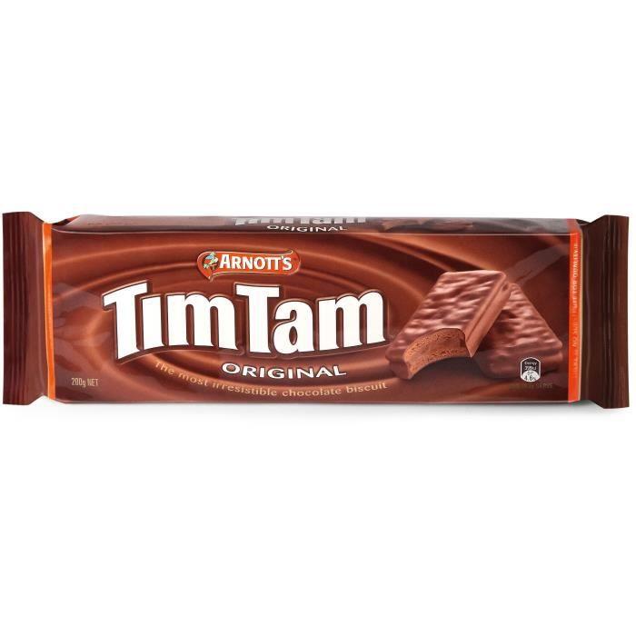 ARNOTT'S Biscuits Tim Tam original 200g