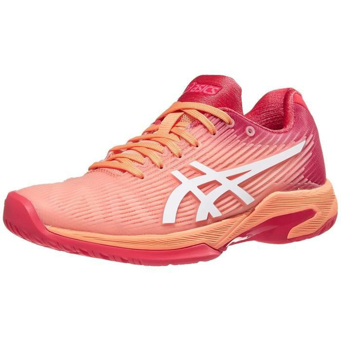 1 37 Solution Z4vri Women's Tennis Asics Speed Shoe 2 Ff Taille j3A5Rq4L