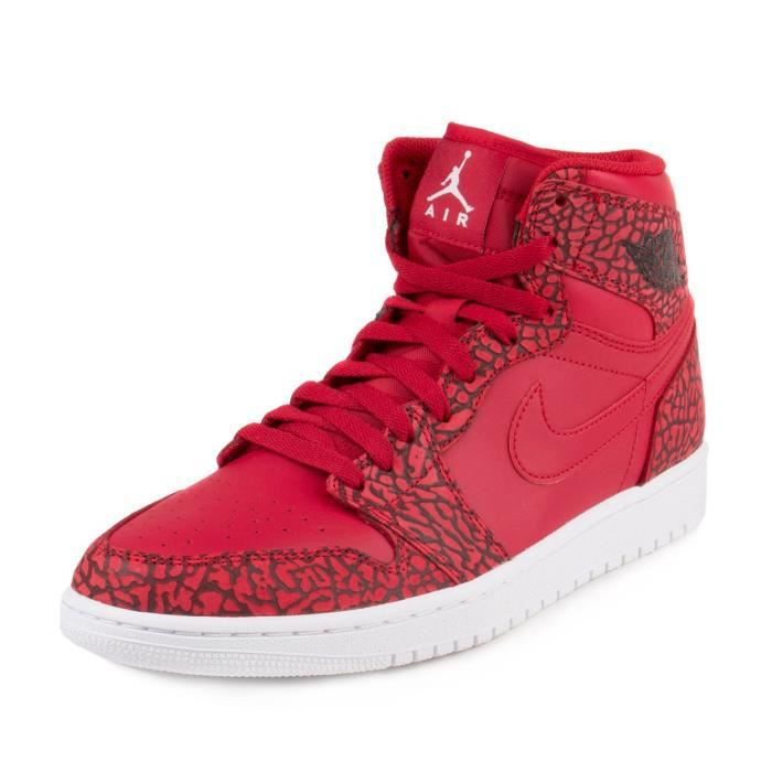 outlet boutique differently best place Nike Men's Air Jordan 1 Retro High Basketball Shoes, Azul 3TFT04 ...