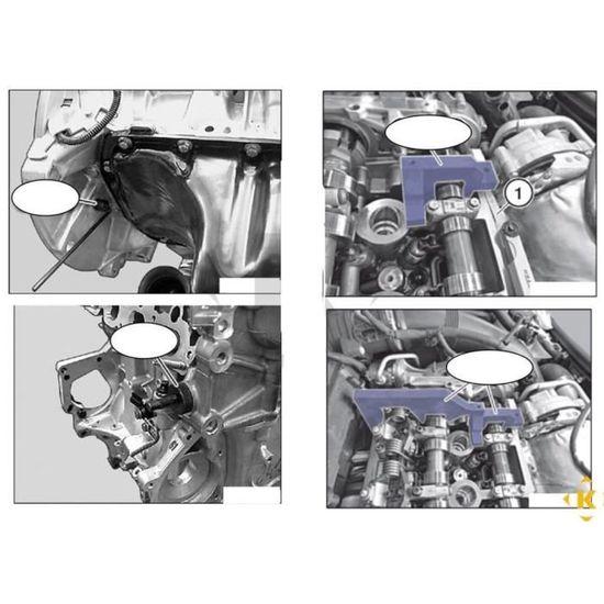F20 N13 ESSENCE OUTILS KIT CALAGE DE DISTRIBUTION POUR BMW 118I MOTEUR 1.6