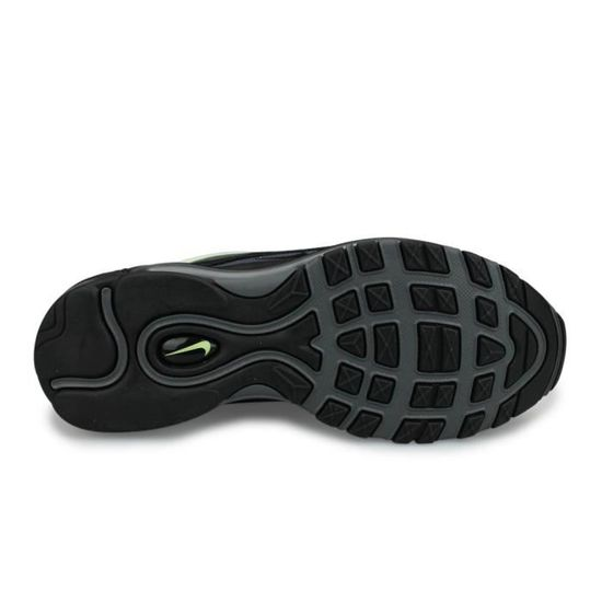 Nike Air Max 97 Junior Noir (40) Noir - Cdiscount Chaussures