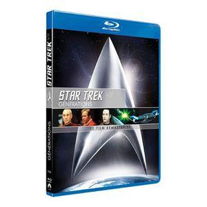 BLU-RAY FILM Blu-Ray Star Trek 7 - Generations