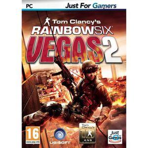 JEU PC TOM CLANCY'S RAINBOW SIX VEGAS 2 / Jeu PC