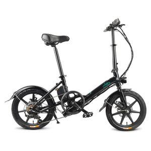 KIT VÉLO ÉLECTRIQUE FIIDO D3s Vélo Electrique Pliable - Batterie 7,8Ah
