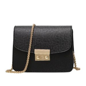 SAC À MAIN dedasing® Fashion femme Leather Sac à mains Chain