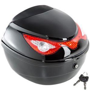 TOP CASE top case coffre moto 22 litres valise coffre quad