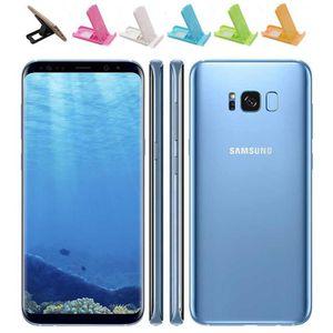 SMARTPHONE (Bleu) 5.8'' Pour Samsung Galaxy S8 G950F 64GB Occ