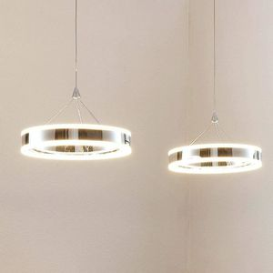 LUSTRE ET SUSPENSION Lampenwelt suspension LED à intensité variable pou