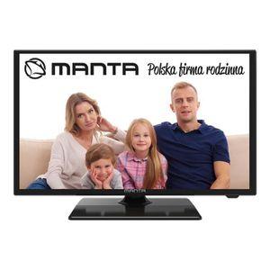 Téléviseur LED Manta 24LFN37L Classe 24