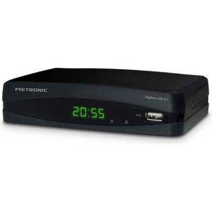 RÉCEPTEUR - DÉCODEUR   METRONIC 441628 Adaptateur TNT HD avec port USB Za