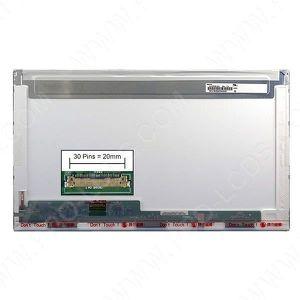DALLE D'ÉCRAN Ecran dalle LCD LED pour MSI GP70 2QE-647XRU 17.3
