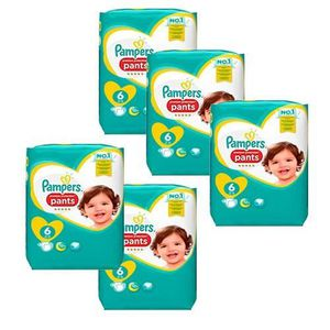 COUCHE 74 Couches Pampers Premium Protection Pants taille