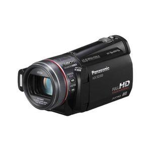 CAMÉSCOPE NUMÉRIQUE Panasonic HDC-SD300 Caméscope