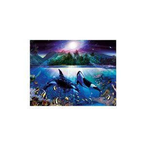 PUZZLE Puzzle Adulte - Orques Harmonieux - Animaux De La