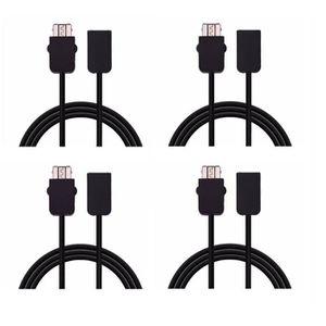 MANETTE JEUX VIDÉO 4 X Câble d'extension rallonge pour manette Ninten