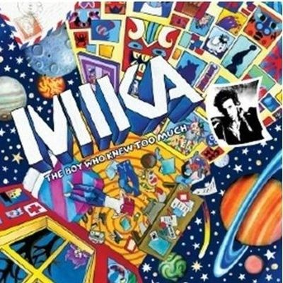 MIKA – The Boy Who Knew Too Much - Achat CD cd variété internat pas ... 6ff582f402a8