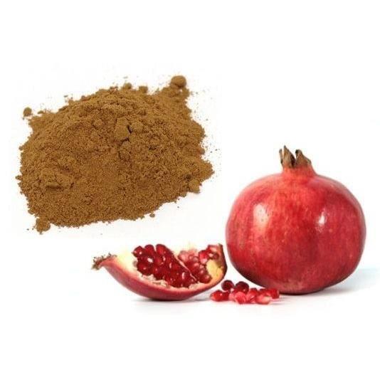 Poudre de Grenade 90g Pomegranate Peel Powder, Polvo de piel de Granada