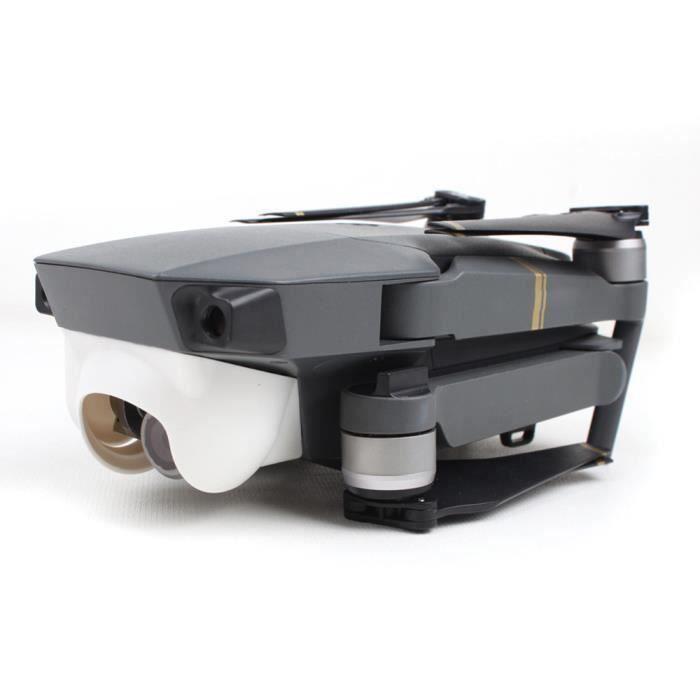 Housse de protection pour appareil photo Gimbal pour lunette de soleil Shade pour DJI Mavic Pro Drone blanc H376F