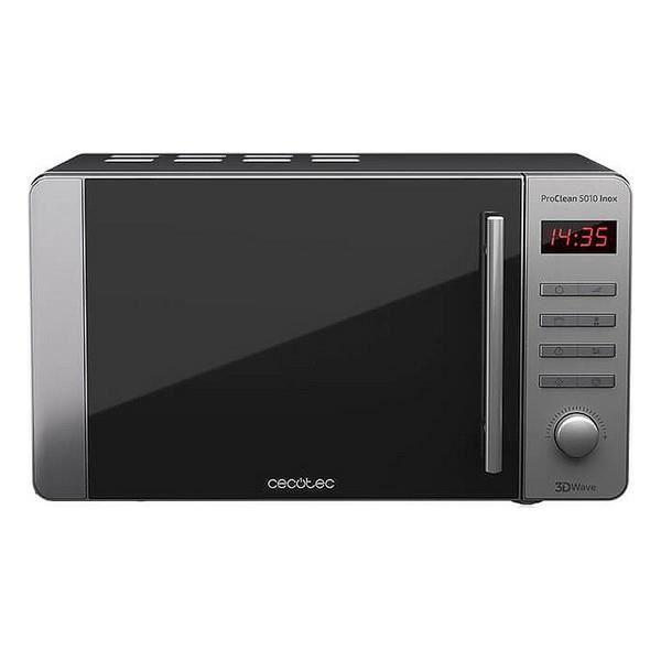 Micro-ondes Cecotec ProClean 5010 Inox 20L 700W Acier inoxydable