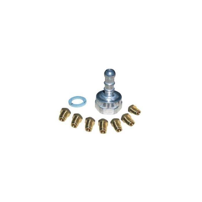 Sachet injecteurs gaz butane pour cuisinière FAURE 7135647 - * CGL410W 342819102 - BVMPièces