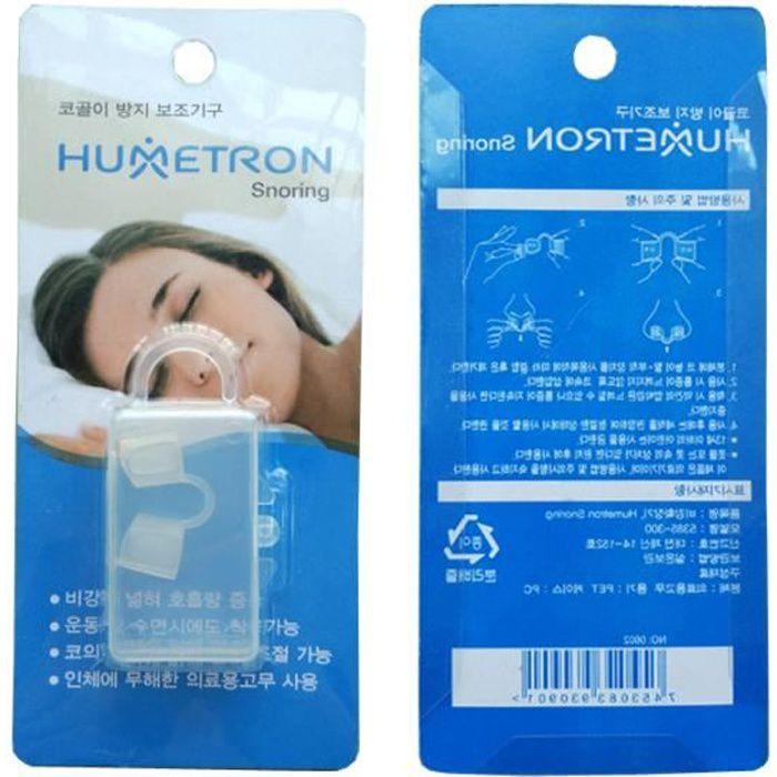 Anti-Ronflement Dilatateur Nasal - Dispositifs D'aide de Respiration Nocturne