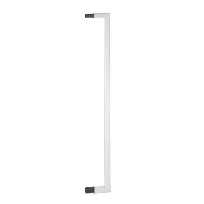 GEUTHER Extension de Barrière Easylock 8 cm - Métal blanc