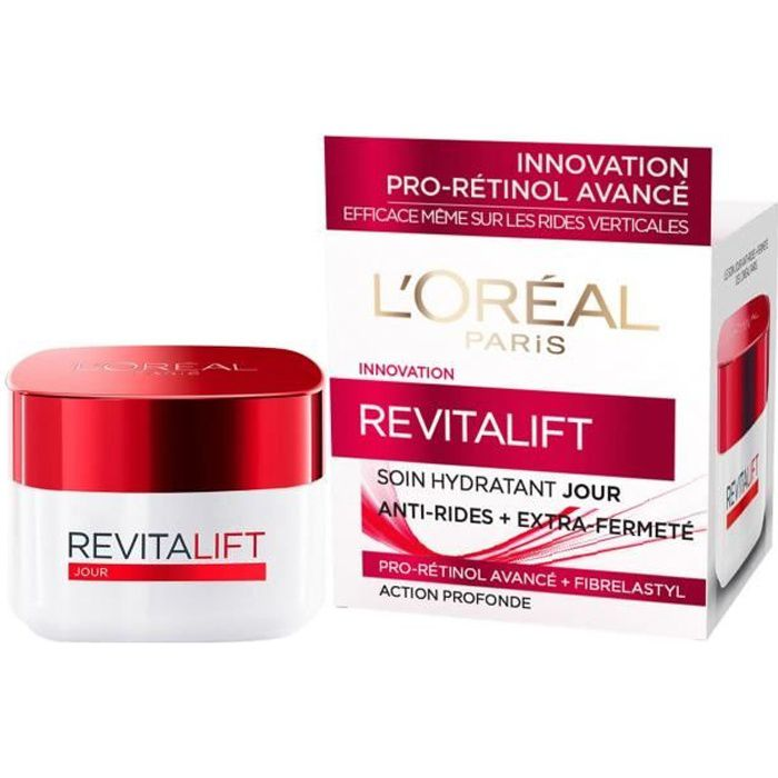 L OREAL PARIS Revitalift Soin de jour anti-ride