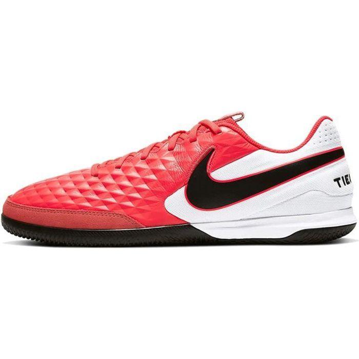 Nike Chaussures de Football Intérieur Tiempo Legend 8 Academy Ic Rouge 36