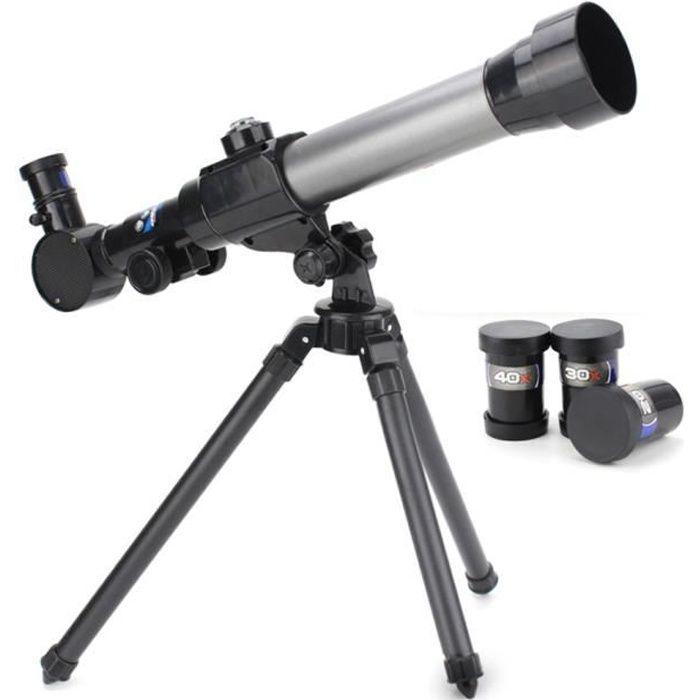 Jouet télescope astronomique pour enfants